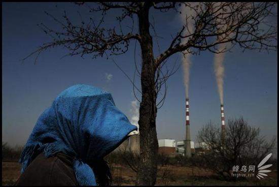 """Bộ ảnh """"Tình trạng ô nhiễm môi trường"""" tại Trung Quốc 20091020luguang07"""