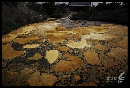 """Bộ ảnh """"Tình trạng ô nhiễm môi trường"""" tại Trung Quốc 20091020luguang09"""