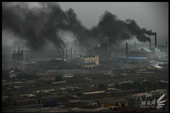 """Bộ ảnh """"Tình trạng ô nhiễm môi trường"""" tại Trung Quốc 20091020luguang10"""