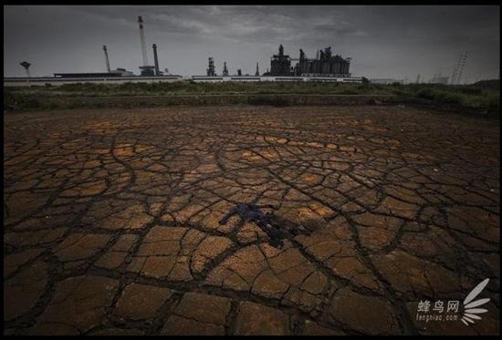 """Bộ ảnh """"Tình trạng ô nhiễm môi trường"""" tại Trung Quốc 20091020luguang12"""