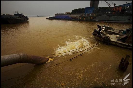 """Bộ ảnh """"Tình trạng ô nhiễm môi trường"""" tại Trung Quốc 20091020luguang14"""