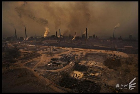 """Bộ ảnh """"Tình trạng ô nhiễm môi trường"""" tại Trung Quốc 20091020luguang16"""