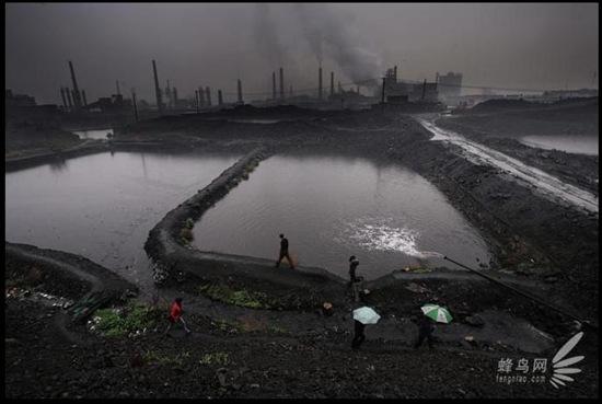 """Bộ ảnh """"Tình trạng ô nhiễm môi trường"""" tại Trung Quốc 20091020luguang17"""