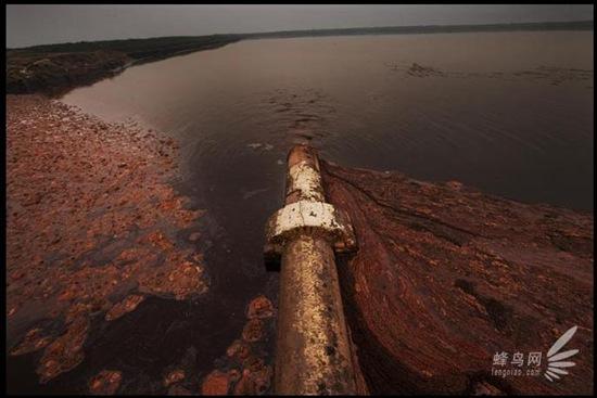 """Bộ ảnh """"Tình trạng ô nhiễm môi trường"""" tại Trung Quốc 20091020luguang18"""