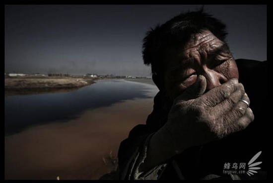 """Bộ ảnh """"Tình trạng ô nhiễm môi trường"""" tại Trung Quốc 20091020luguang222"""