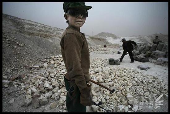 """Bộ ảnh """"Tình trạng ô nhiễm môi trường"""" tại Trung Quốc 20091020luguang23"""