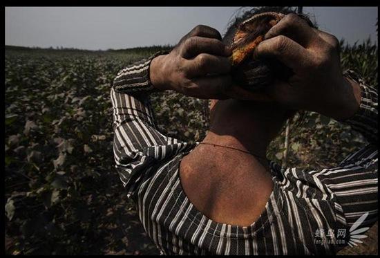 """Bộ ảnh """"Tình trạng ô nhiễm môi trường"""" tại Trung Quốc 20091020luguang30"""