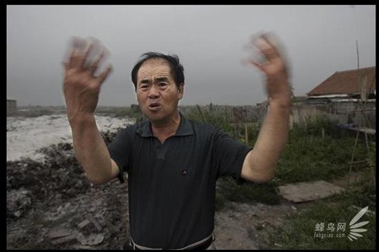 """Bộ ảnh """"Tình trạng ô nhiễm môi trường"""" tại Trung Quốc 20091020luguang31"""