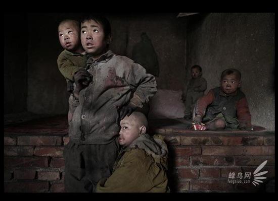 """Bộ ảnh """"Tình trạng ô nhiễm môi trường"""" tại Trung Quốc 20091020luguang35"""