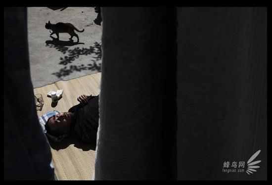 """Bộ ảnh """"Tình trạng ô nhiễm môi trường"""" tại Trung Quốc 20091020luguang36"""