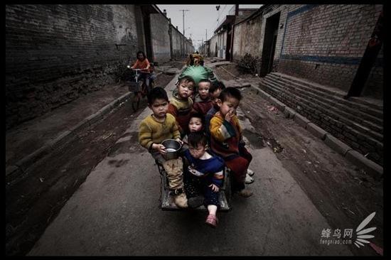 """Bộ ảnh """"Tình trạng ô nhiễm môi trường"""" tại Trung Quốc 20091020luguang37"""