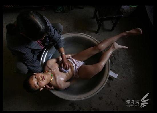 """Bộ ảnh """"Tình trạng ô nhiễm môi trường"""" tại Trung Quốc 20091020luguang38"""