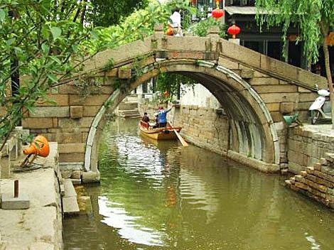Sozhou, grad sa najlepšim baštama na svetu Suzhou_luzhi_a_land_of_bridge