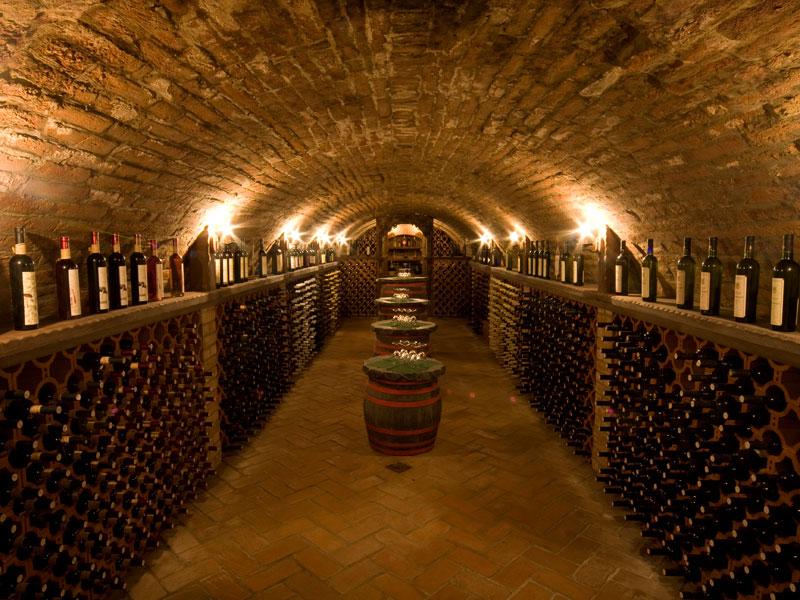 Podrumi, vinoteke i skloništa Chorvatska-vinaren