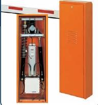 barrier thông minh, barrier tự động, thanh chắn tự động FAAC_615_Arm_Barrier_Hydraulic_Operators