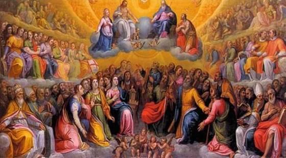 LE LIVRE D'HEURES DE LA REINE ANNE DE BRETAGNE (vers 1503) TRADUIT DU LATIN par M. L'ABBÉ DELAUNAY – Paris - 19 eme sièc Tous-les-Saints