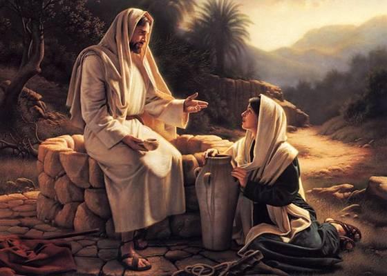 FETE DU SACRE COEUR DE JESUS La-Samaritaine
