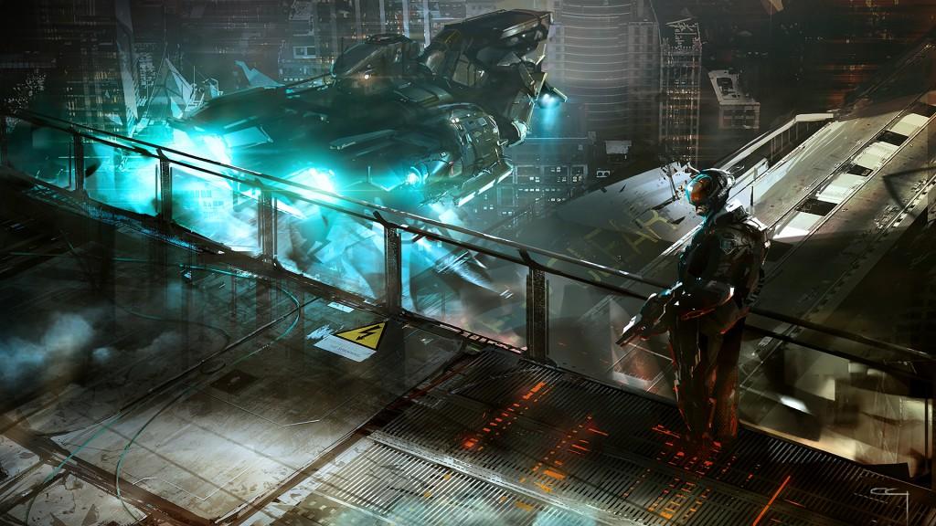 Big Trouble in MogOa [Beast Boy] Spaceship_takeoff_s-1024x576