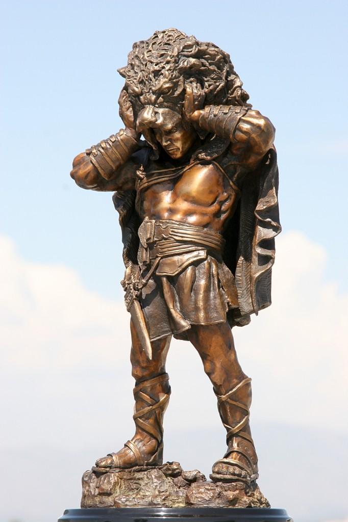 OS 12 Trabalhos de Hércules Hercules-Bronze-Side_IMG_3621-e1281541279563