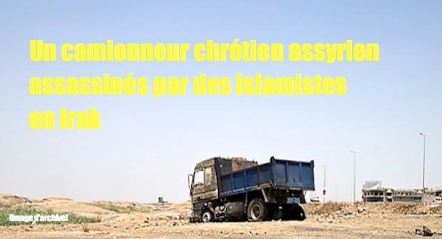 Un camionneur Chrétien assassiné en Irak Al-qaida-mossoul_604