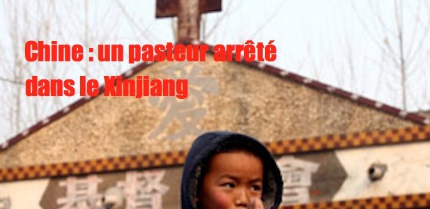 Pasteur et fidèles menacés par la police CINA_-_Pastore_arrestato-617x300