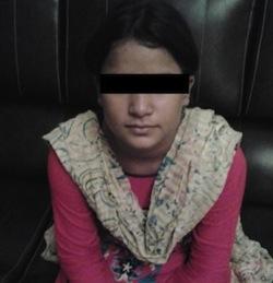Enlevée mariée violée torturée Shama