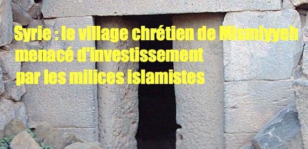 Un autre village chrétien menacé par les islamistes 35_big-620x300