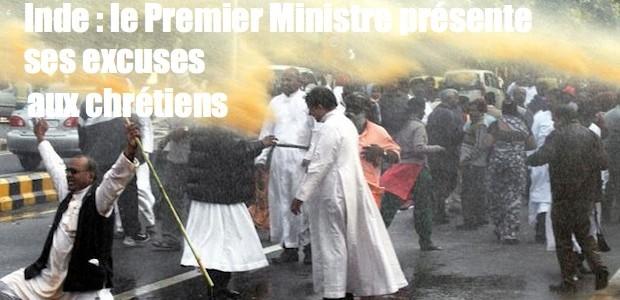 Inde: Premier ministre présente ses excuses au chrétiens ......... DE12_PAGE3_CHRISTI_1682439f-620x300