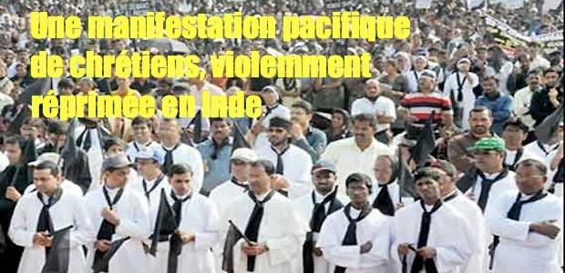 Inde: prêtres et religieuses molestés New-Dehli-620x300