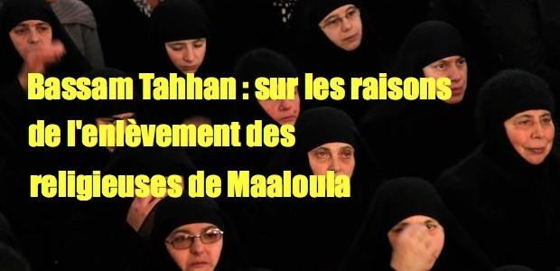 Religieuses enlevés par les islamistes Reuters-Damascus-nuns-photog-Khaled-al-Hariri-620x300