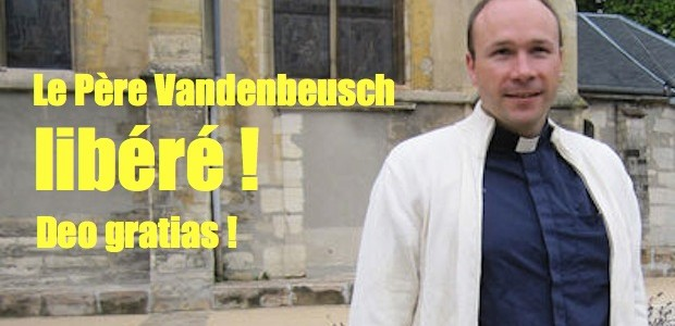 Le Père Vandenbeusch libéré ce matin Pere-george-vandenbeusch_4529610-620x300