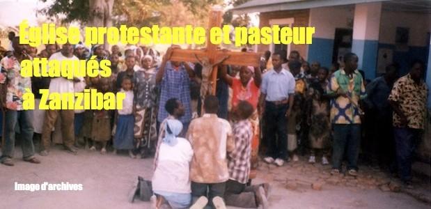 Église attaquée, pasteur agressé par des musulmans 20120402_002-619x300