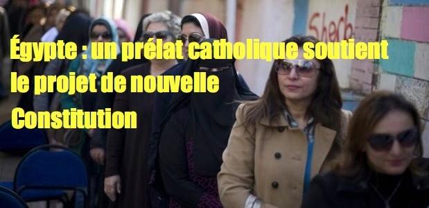 Un évêque Égyptien soutient le projet de nouvelle constitution. 72290582_4awid5c0-619x300