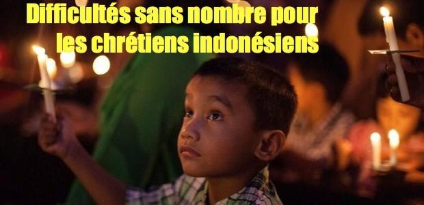 Indonésie: menaces d'attentats antichrétiens pour Noel 9322858-620x300