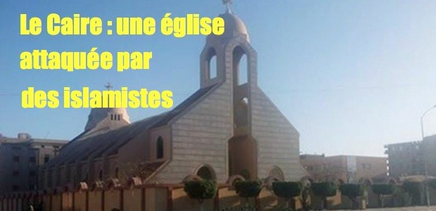 Le Caire: église attaquée par des islamistes EGITTO_f_0128_-_Virgin_Mary_Church-620x300