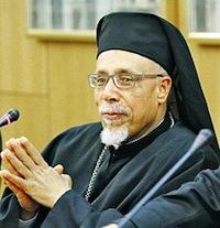 Un évêque Égyptien soutient le projet de nouvelle constitution. Kyrillos-William-Samaan