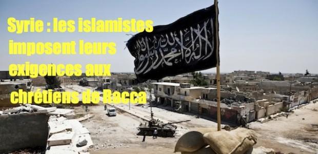 Syrie: Les islamistes imposent leurs lois aux chrétiens  CS_Syrien_Krieg_86-620x300