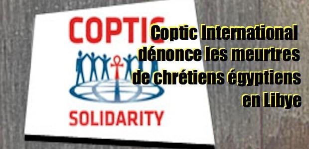 Les meurtres de 7 chrétiens en Égypte Coptic-Solidarity-620x300