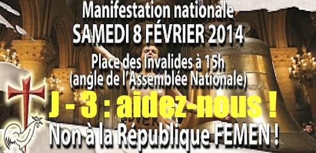 Dissolution de Femen France - Page 2 J-moins3-Aidez-nous-620x300