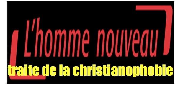 La christianophobie dans le monde L-homme-nouveau-620x300