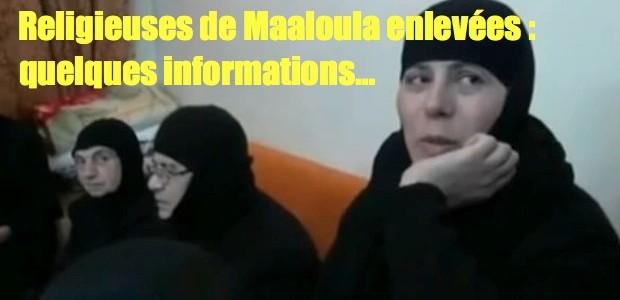 Religieuses enlevés par les islamistes - Page 2 Maaloula-religieuses-620x300