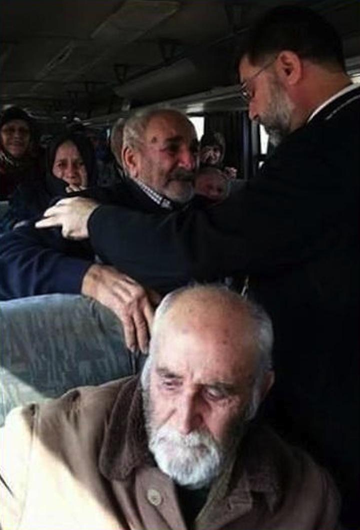 Syrie : l'État Islamique relâche 37 otages chrétiens 20151107050150
