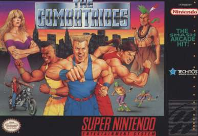 150 SNES games reviewed  Snes-combatribes-box-front