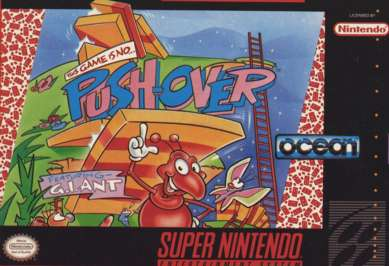 150 SNES games reviewed  - Page 4 Snes-pushover-box-front