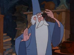 Baccalauréat des personnages Disney  1963-merlin-3