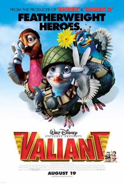 Les anciens Films Marvel, Muppets, Lucasfilm sont-ils devenus des films Disney ? - Page 5 2005-vaillant-1