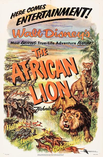 La VOD DISNEY vu par TF1 Vision - Page 2 1955-lionafrique-1