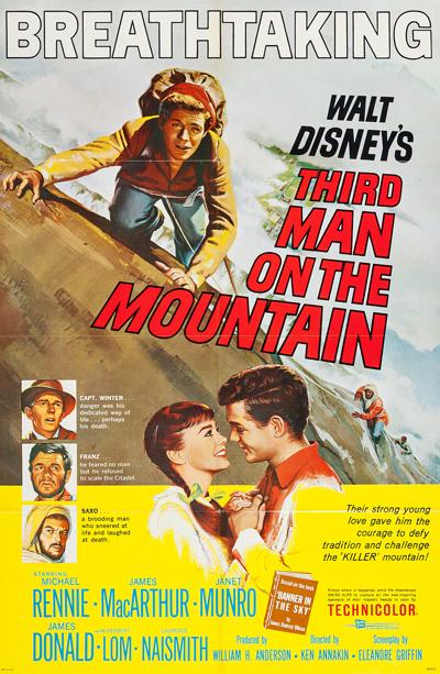 [Disney] The Matterhorn (201?) 1959-troisiemehomme-1