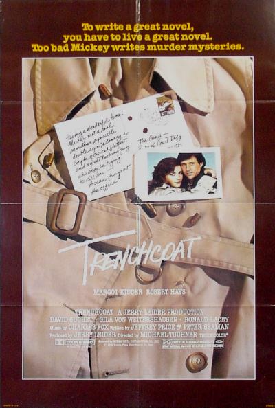 La VOD DISNEY vu par TF1 Vision 1983-trenchcoat-1