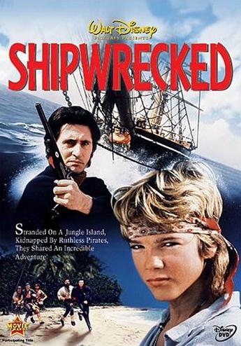 Les Naufragés de l'Ile aux Pirates [Disney - 1990] 1991-naufrages-4